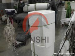 无石棉保温毡硅酸铝陶瓷纤维毯