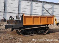 江西 橡胶履带农用车 稻田履带运输车 履带自卸车