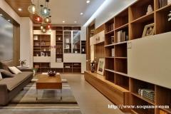 香乐居全屋整装 为住户提供多种多样的住房体验