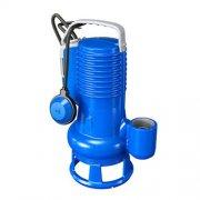 污水提升器1.5kw泽尼特污水泵地下室污水提升专用