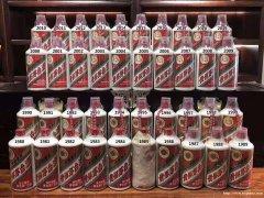 1984年五星铁盖茅台酒回收行情桂林值多少钱一瓶卢时报价