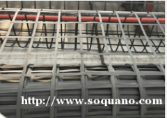 钢塑土工格栅的特性和工程作用