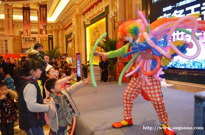 中外乐队/网红模特/魔术小丑/舞蹈杂技/舞台搭建/