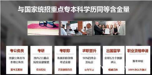 网络远程教育专科学历东北财经大学高起专招生简章