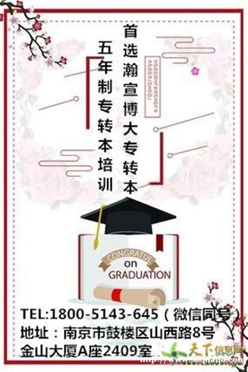 22年备考五年制专转本南京晓庄学院暑假集训营,零基础冲刺!